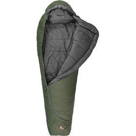 Grüezi-Bag Biopod Wool Survival Sovepose, oliven